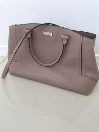 Kate spade genuine hand bag