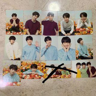 WTS bts love yourself japan limited mini photocard