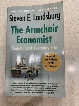 🚚 The Armchair Economist