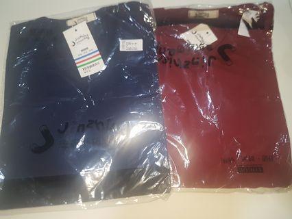 BN free size t-shirts plain colour good material