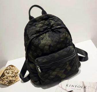 🚚 Camo backpack ( New )