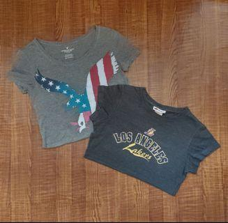 American Eagle Outfitters Tee Grey T shirt 上衫 短袖T恤  Casual Top
