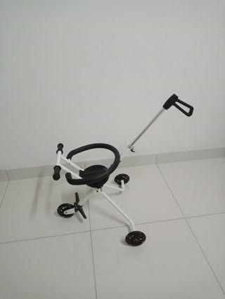 Bicycle stroller