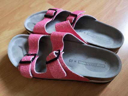 Esprit pink sandals