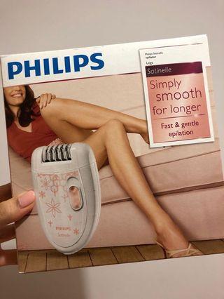Philips 脫毛機