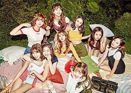 OFFICIAL TWICE POSTERS