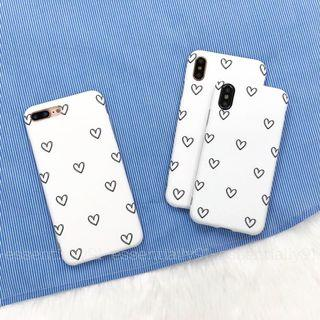 Room For Hearts Matte Phone Case