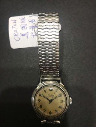 CROTON美國版古董錶