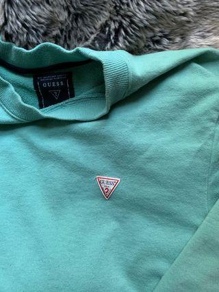 vintage authentic guess crewneck!