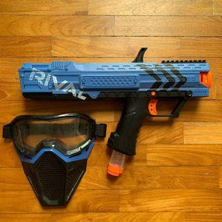 Nerf Rival Apollo and Face Mask Set