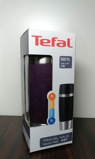 🚚 法國特福(Tefal)不鏽鋼隨行保溫杯