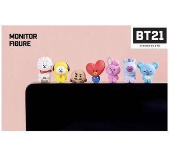🚚 BT21 official Monitor Figure