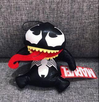 Sega March kawaii art collection venom hanging mascot plushy keychain japan claw machine