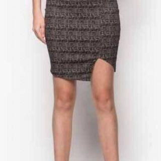 Yacht 21 Pencil Skirt