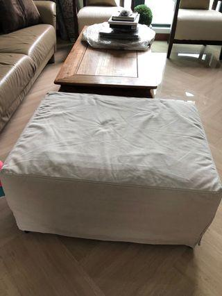 Ottoman for quick sale. No damages or stains!