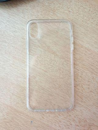 iPhone XS Max Soft Clear Case
