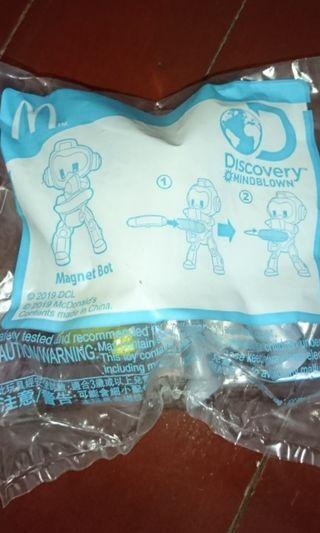 McDonald's Magnet & Prism Bot