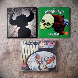 English bands Single CDs