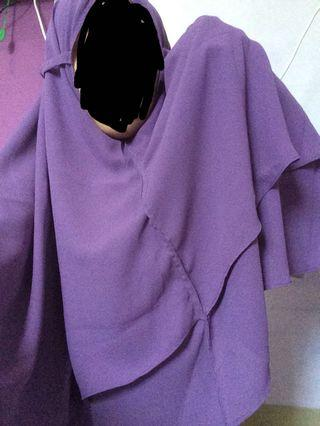 Bergo ceruti tebal 2 layer