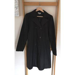 Size 10: Navy Trench Coat