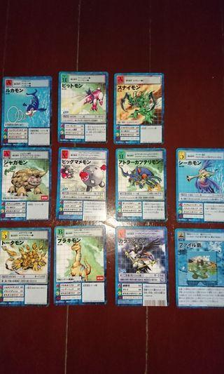 Digimon cards (classic)