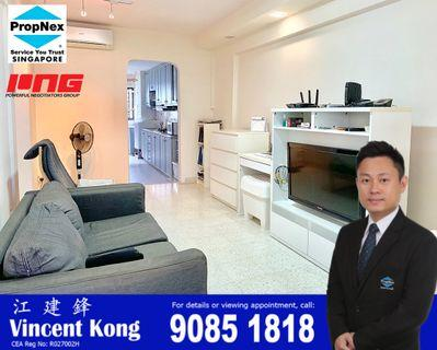303 Clementi, 3NG, Mid flr, Near MRT, Bus interchange