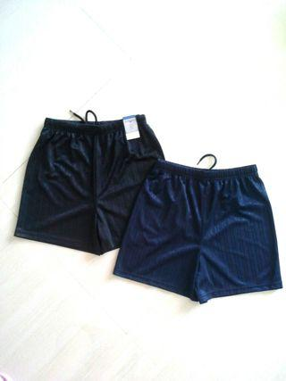 🚚 Brand NEW Boys Football Jersey Shorts ( Black OR Navy Blue)