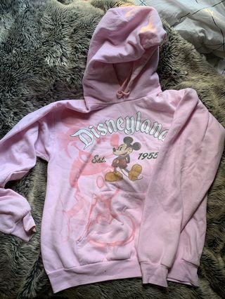 vintage disneyland hoodie