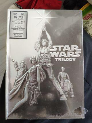 Star wars DVD (4-6)