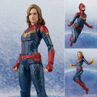 SHF Avengers Captain Marvel
