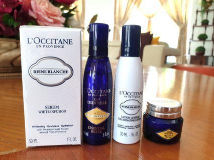 L'OCCITANE Skin Care set