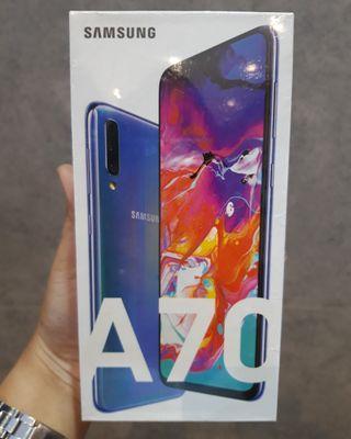 Promo Cicilan Samsung Galaxy A70 Gratis 2x Angsuran