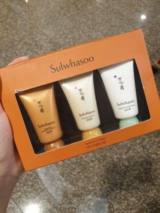Sulwhasoo Mask Kit