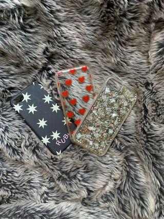 assorted iPhone 8 cases