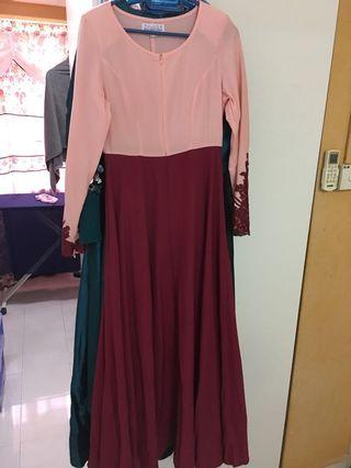 Dress Zawara XS