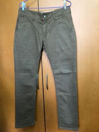 韓國品牌直腳褲