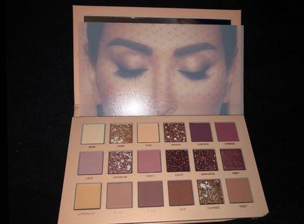 BRAND NEW NUDE HUDA BEAUTY PALETTE