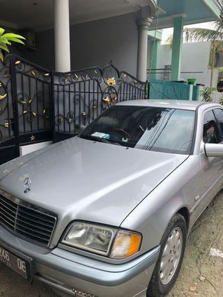 Mercedes Benz C230 Kompressor Thn. 1998