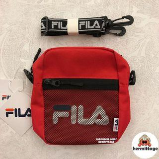 [AUTHENTIC, BNWT] FILA SS18 Shoulder Sling Bag