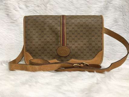 95dfc11bc53e gucci vintage sling | Luxury | Carousell Philippines
