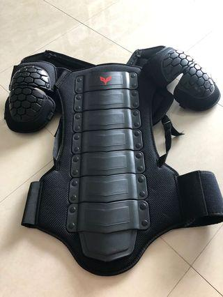Body amour protection
