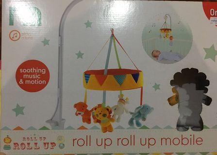 Mothercare Roll Up Roll Up Mobile