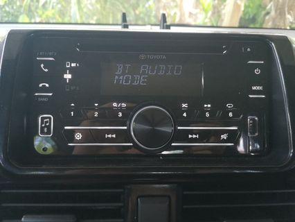 Audio Player Toyota Vios