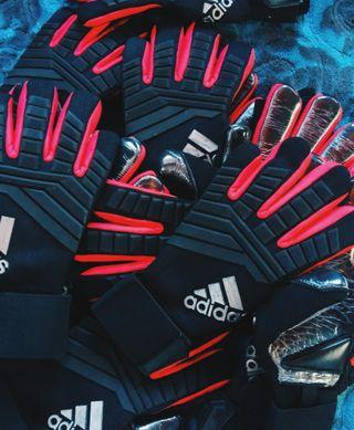 Adidas Predator Pro NC(Blackout) Goalkeeper Gloves
