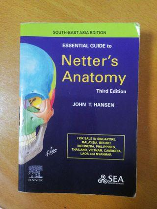 Essential guide to Netter's Anatomy