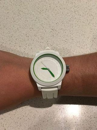 Kenneth Cole - White - Watch - Mint