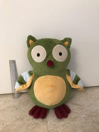 🚚 Unique and rare owl soft toy