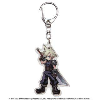 🚚 Final Fantasy Dissidia Keychain