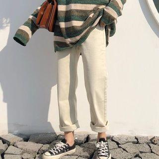 🚚 休閒直筒褲