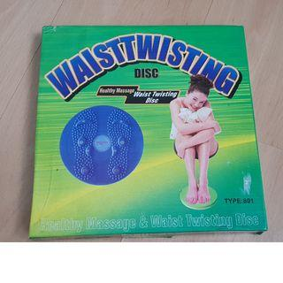 Healthy Massage - Waist Twisting Disc